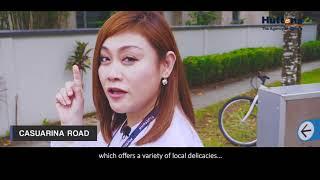 Ex-MediaCorp Artiste EmilyYang LiBing Uncovers Hidden Gems In Central Singapore-JadeScape @Marymount
