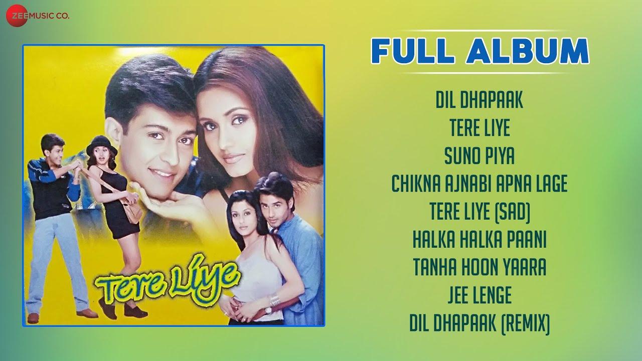 Tere Liye - Full Album | Bhavna Pani, Arjun Punj, Hiten Paintal & Shilpa S | Jeet Gannguli & Pritam