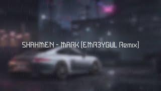 SHAHMEN – MARK (EMR3YGUL Remix) (Lyric Video) lyrics