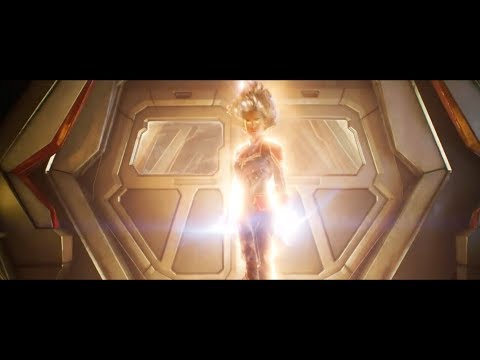 Marvel隊長 (Captain Marvel)電影預告