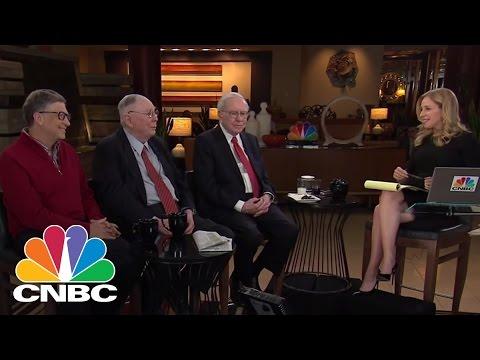 Warren Buffett, Bill