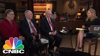 Warren Buffett, Bill Gates On Driverless Cars | CNBC