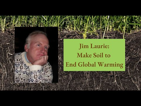 Jim Laurie - Soil Ecosystem Health: From Fungi & Nematodes to Beetles & Earthworms