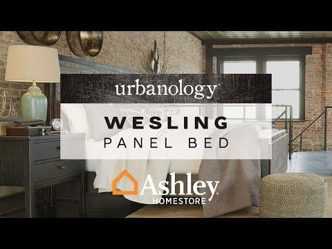 Ashley HomeStore | Wesling Panel Bed