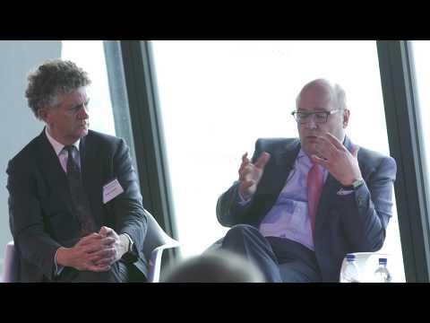 Brexit Exchange: Jonathan Powell and Steffen Kampeter in conversation with Evan Davis.
