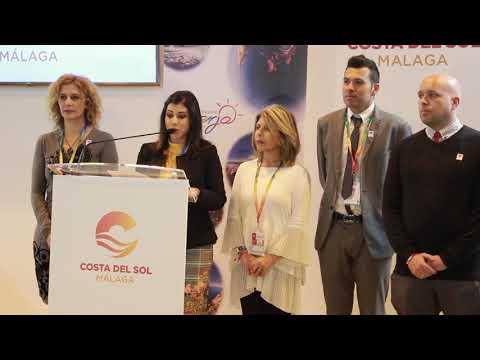 Presentación de Nerja en Fitur 2019