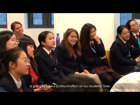 Environment Conference at Dulwich College Shanghai Puxi
