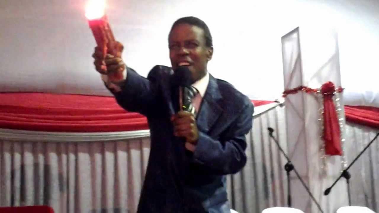Prophet Mboro Pfp Motsoeneng New Year Prayer And Dance