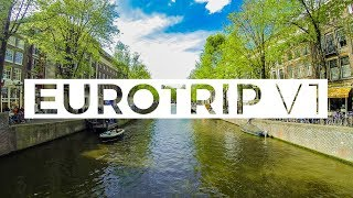 The Eurotrip: Amsterdam, Barcelona and 40,000 Ft.