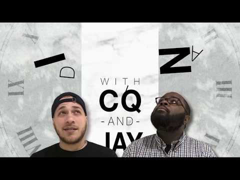 Dial in With C'Q & Jay Episode #001: Celebrity Watches, Calendars, Send Us to Basel!!