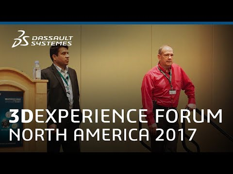 Textron Aviation - 3DEXPERIENCE FORUM North America 2017 - Dassault Systèmes
