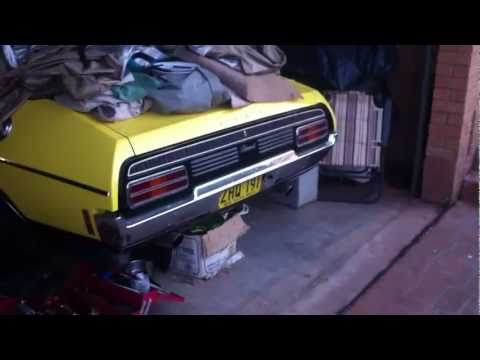 351 V8 XB Falcon Coupe