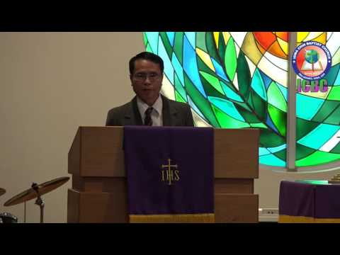 Rev.Thang Hlun (YLBC )-Yangon Lai Baptist Church