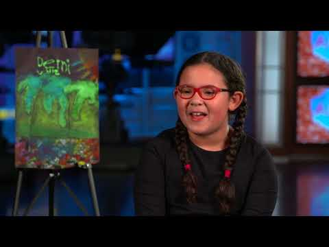 PBS39 Artist of the Month Demi Lewis