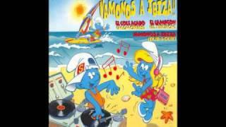 Los Pitufos Makineros-Do Wah Diddi