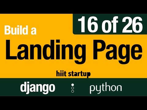 16 of 26 | Django Rest Framework to create API Endpoint | Hiit Startup | Django Tutorial