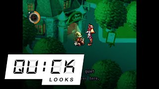 Moon: Remix RPG Adventure: Quick Look (Video Game Video Review)
