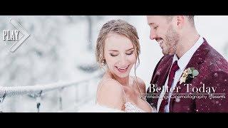 Sea to Sky Gondola Best Winter Snow Canada Wedding Video