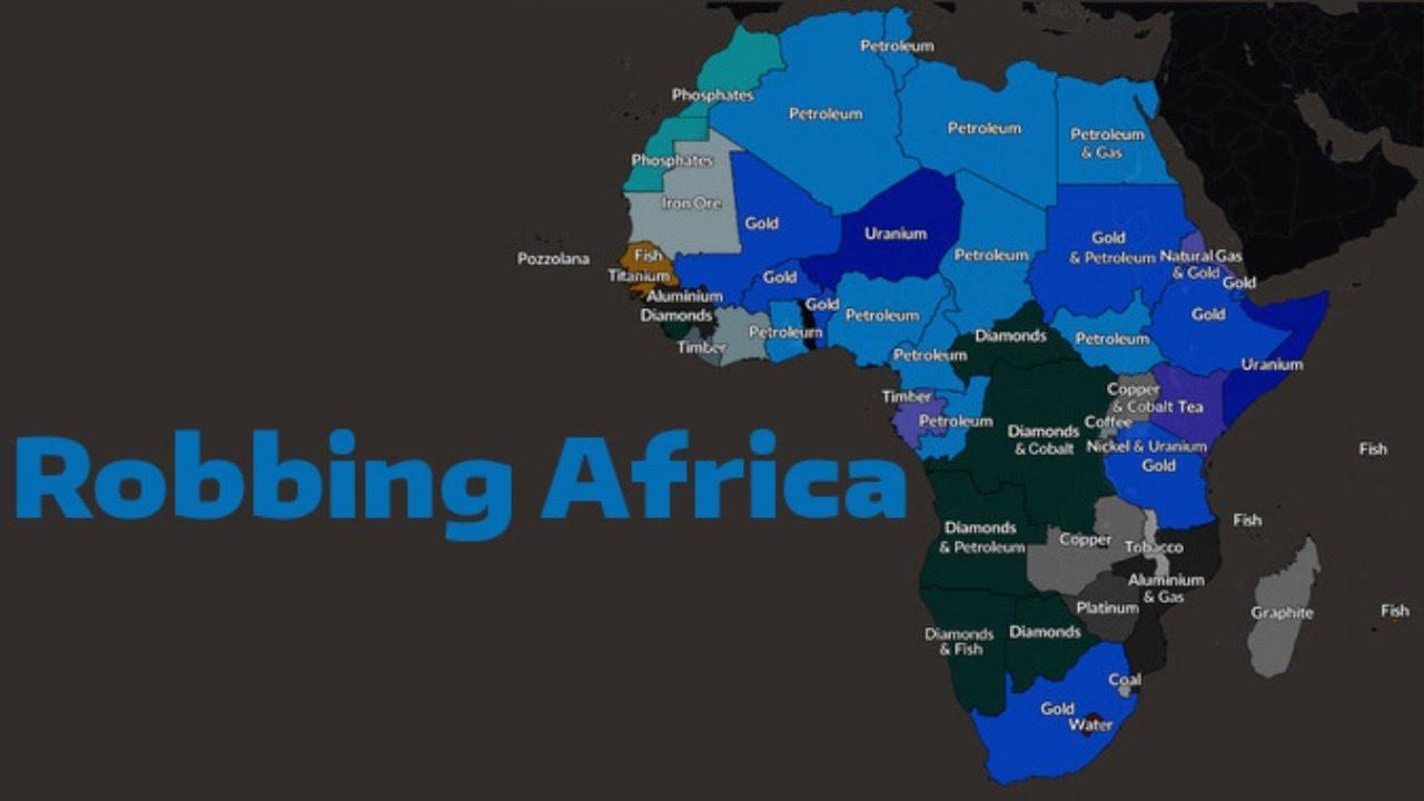 Robbing Africa