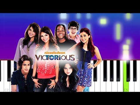 Victoria Justice – Make It Shine (Piano Tutorial)
