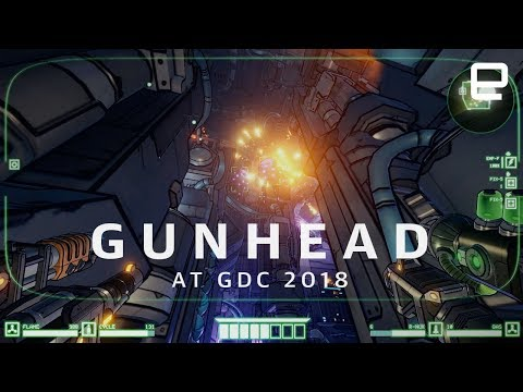 Gunhead Hands-on at GDC 2018 | Techno Rhyno