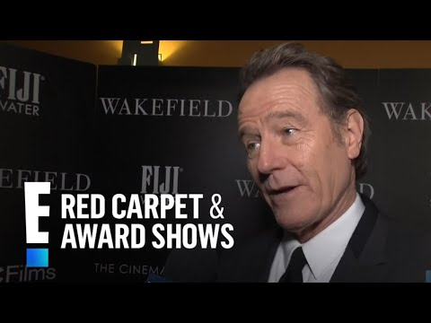 "Bryan Cranston on Kissing Jennifer Garner: ""I'm a Lucky Guy"" 