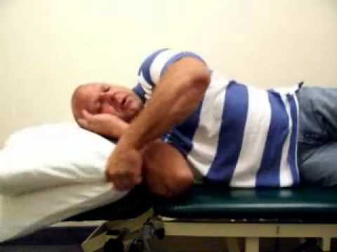 Thoracic Outlet Syndrome Sleeping Positions Youtube