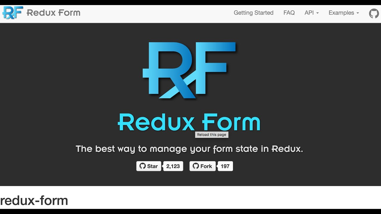 Dynamic Forms with Redux Form - YouTube