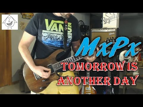 MxPx - Tomorrow Is Another Day - Guitar Cover (Tab in description!) mp3