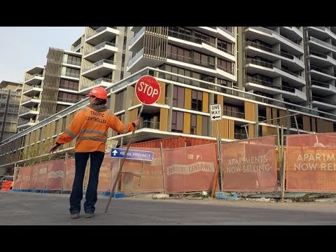 China's Great Wall of Debt Coming for Australian Property. 2 Years Ago and Now.