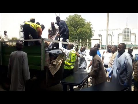 At least 80 killed in Nigeria suicide blasts
