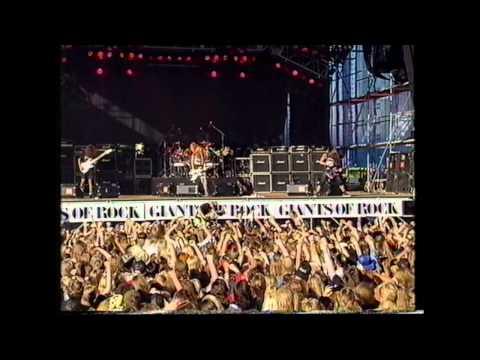 Sepultura - Dead Embryonic Cells (Live HD Finland 91 )