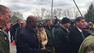 Roy Moore rides into vote