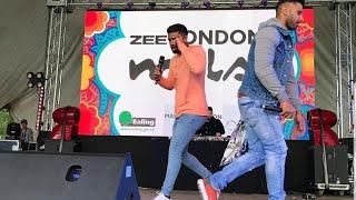 Rahim Pardesi @ Zee London Mela 2018 (RANG)