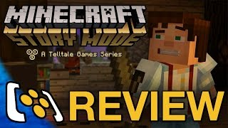 Minecraft: Story Mode Review (Episode 1)