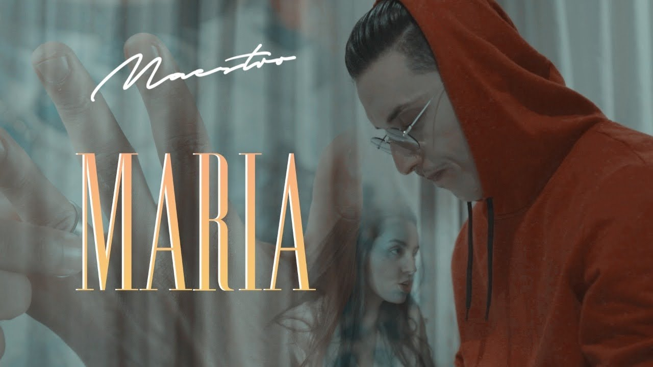 MAESTRO - Maria (Prod by Ultra Beats) [Official Video] | 2020