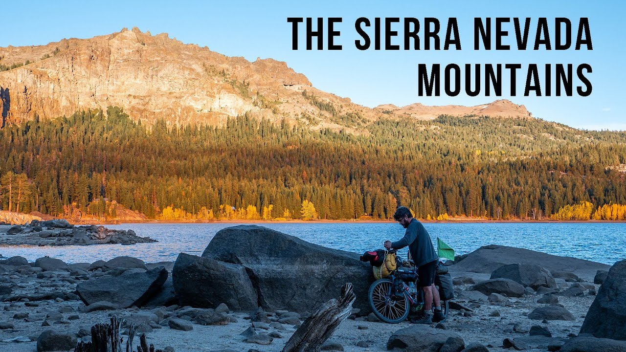 Cycling From San Francisco To The Sierra Nevada Mountains Ep 77 Youtube