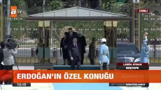 Erdoğan'ın özel konuğu - atv Gün Ortası Bülteni
