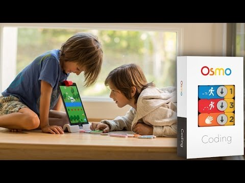 "Osmo Coding - ""The Lego of Coding"" - CEO Demo"
