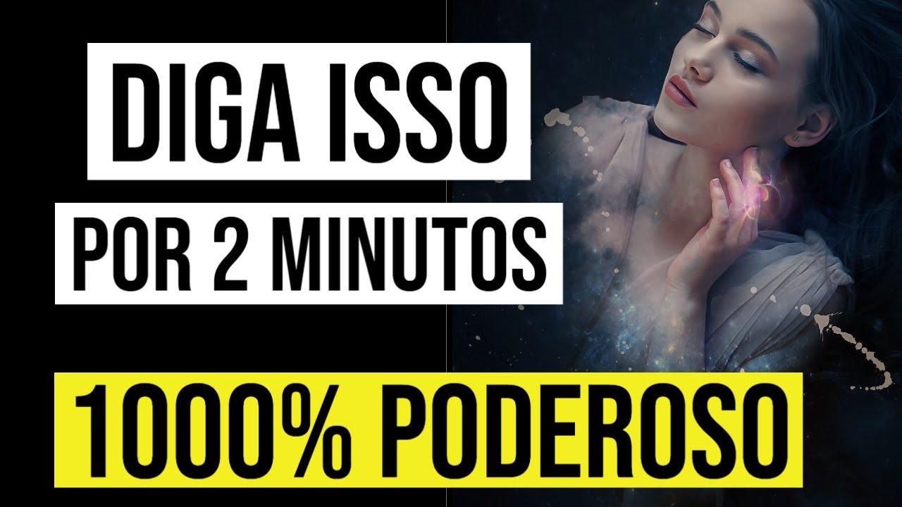 SUA VIBRAÇÃO 1000% MAIS ELEVADA