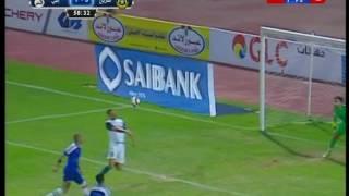 كأس مصر 2016 | احمد عبدالظاهر يحرز الهدف الاول لـ نادى إنبى من رأسيه رائعه... دور الـ 8