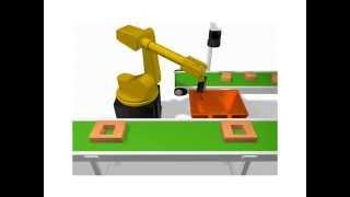 Robotics Technician Certificate Program -- Industrial Robotic Vision Applications