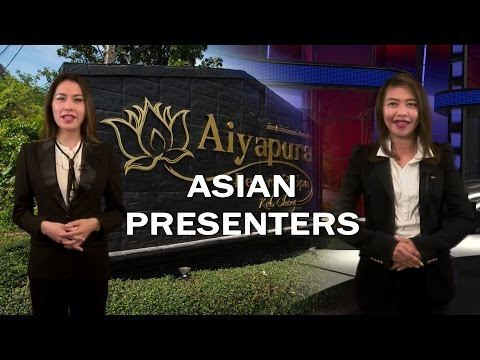 Worldwide IPTV Asian Presenters