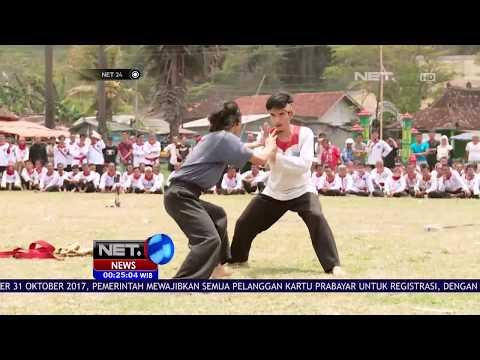 Ribuan Anggota Merpati Putih Ikuti Ritual Tradisi Pesilat - NET24
