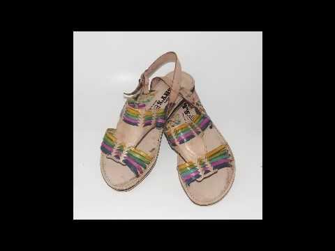 Huaraches De Piel - Zapatos Artesanales Shy s - YouTube 5f01ed008de3