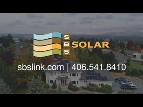 Best Montana Solar Installation Companies Why Choose SBS Solar