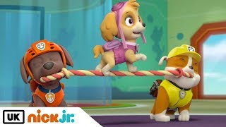 Video Paw Patrol | Pups Save a School Bus | Nick Jr. UK download MP3, 3GP, MP4, WEBM, AVI, FLV Agustus 2019
