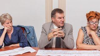 Rozmawiali o przebudowie ulicy Kościuszki
