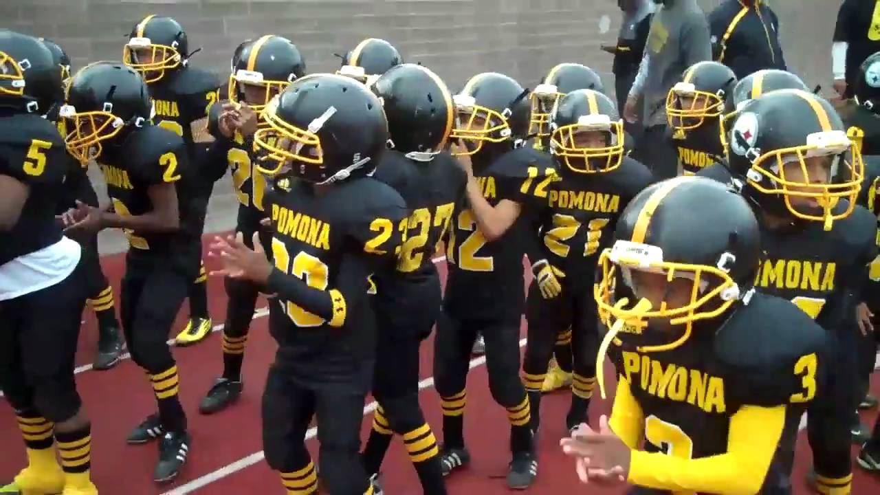 ee283c400 SYFL Jr. Clinic 10-0 P-Town Steelers... - YouTube