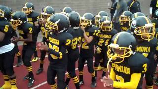 SYFL Jr. Clinic 10-0 P-Town Steelers...